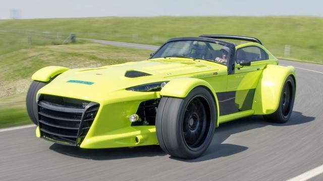 Rij-impressie Donkervoort D8 GTO RS