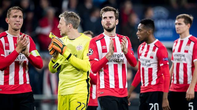 Pasveer kijkt tevreden terug op Champions League-debuut bij PSV