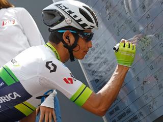 'Kijk naar wat er met Dumoulin gebeurde in de Ronde van Spanje'