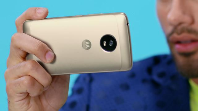 Moto G5 is budgettelefoon met aluminium behuizing