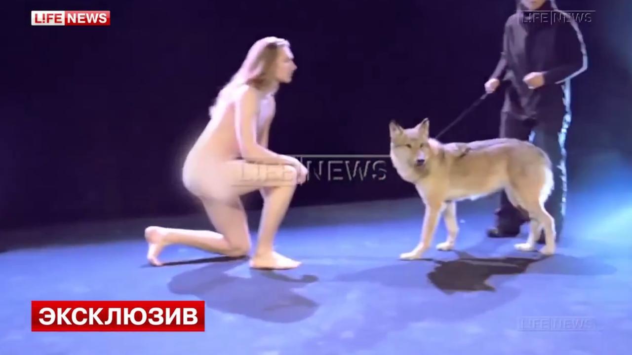 Wit-Rusland stuurt naakte man naar Eurovisie Songfestival