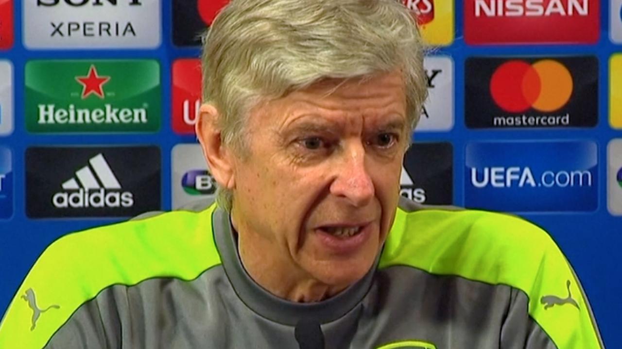 Arsène Wenger: 'Alexis Sanchez en ik zijn eerlijk tegen elkaar'