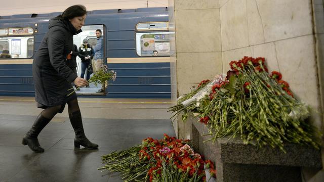 'Aanslagpleger Sint-Petersburg plaatste ook tweede bom'