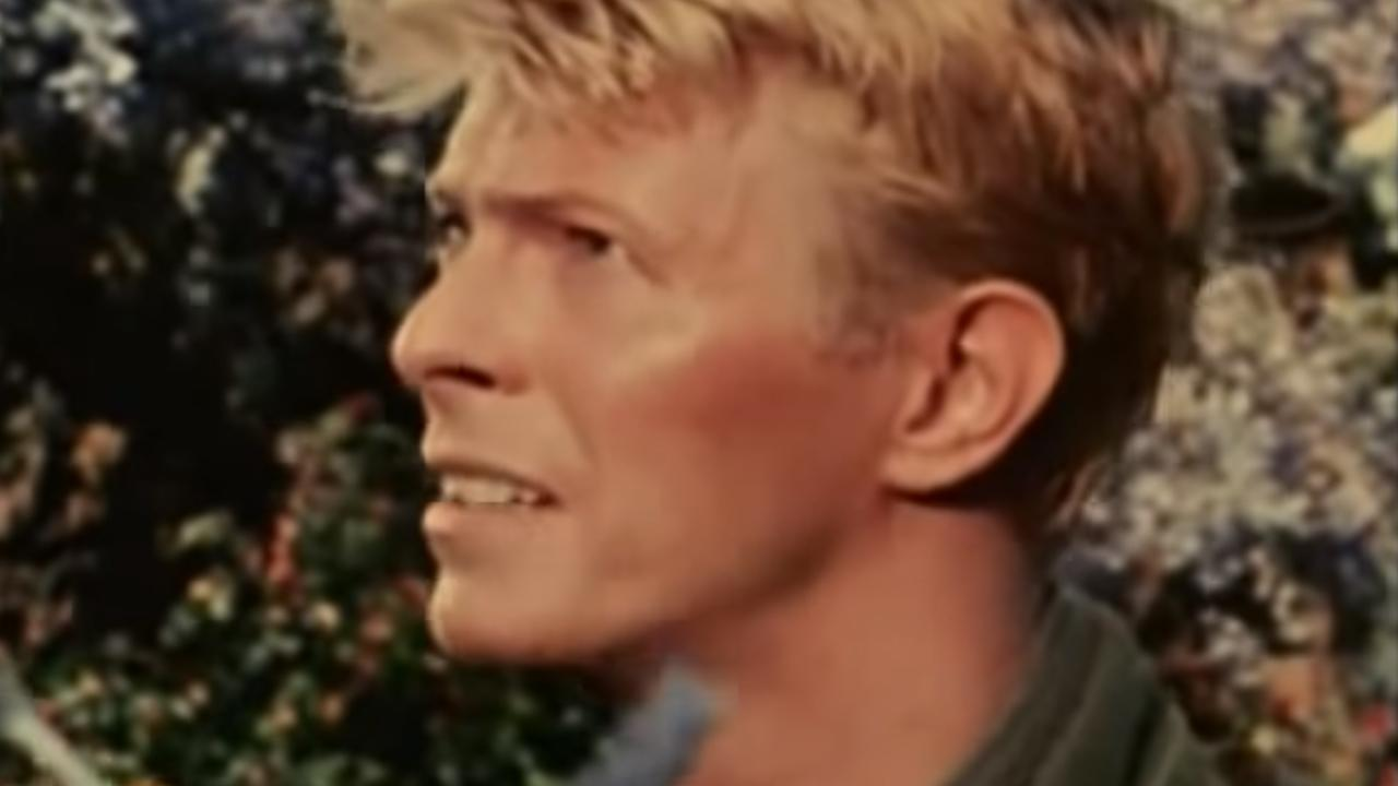David Bowie als acteur in  Merry Christmas Mr. Lawrence
