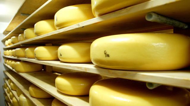 'Dieven hebben het gemunt op oude kaas'