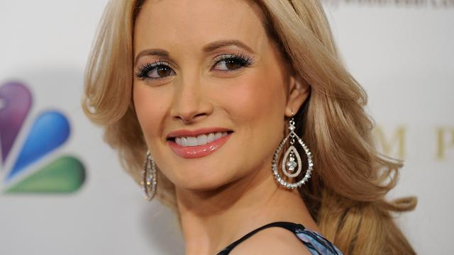 Playboy-model Holly Madison in verwachting van jongen