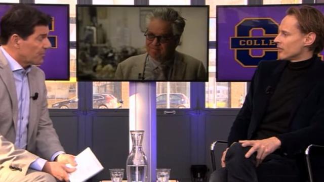 Daan Roosegaarde geraakt door kritiek in aflevering College Tour