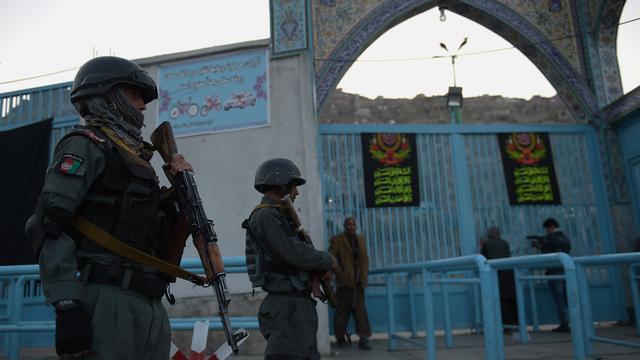 Doden bij aanval op heilige plek in Kabul