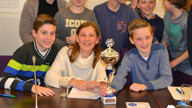 Petrus en Paulusschool wint 2500 euro voor hondenpoep-project