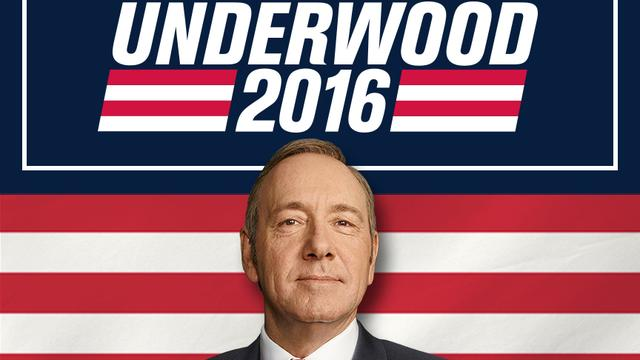 Trailer vierde seizoen House of Cards