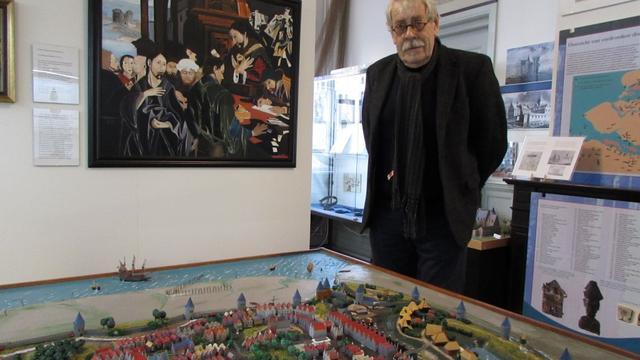 Nieuwe expo over Reijmerswael in Oosterscheldemuseum
