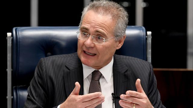 Braziliaanse senaatsvoorzitter hoeft toch niet af te treden