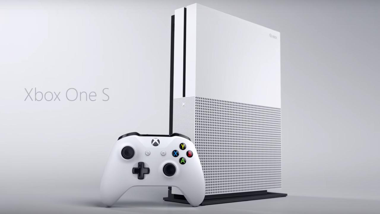 Nieuwe Xbox One is 40 procent dunner