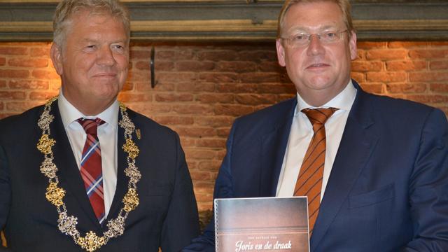 Minister Ard van der Steur onder de indruk van aanpak georganiseerde misdaad
