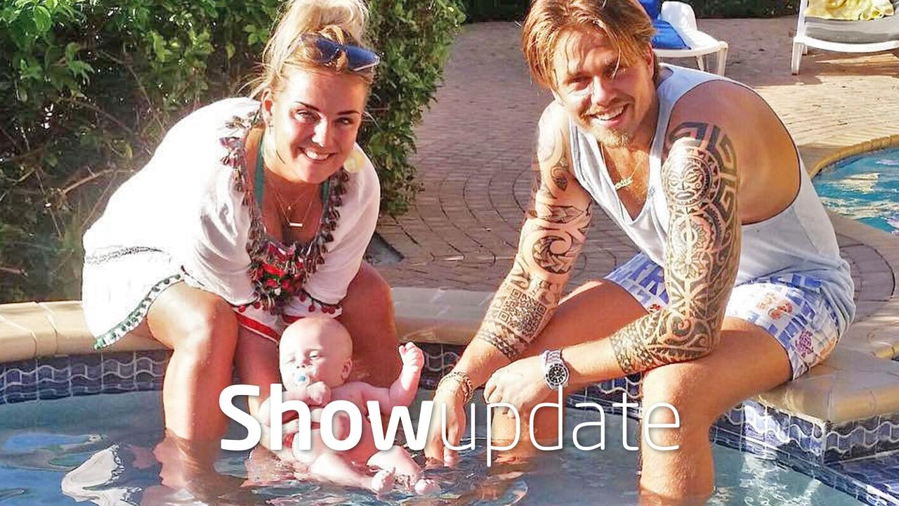 Show Update: Zoon André Hazes is een stoer ventje
