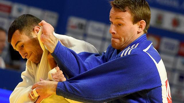Geen medaille voor Mooren op EK judo