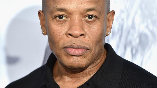 Dr. Dre kort staande gehouden door politie na verkeersruzie