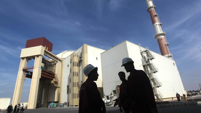 Iran gaat met hulp van Rusland kerncentrale bouwen