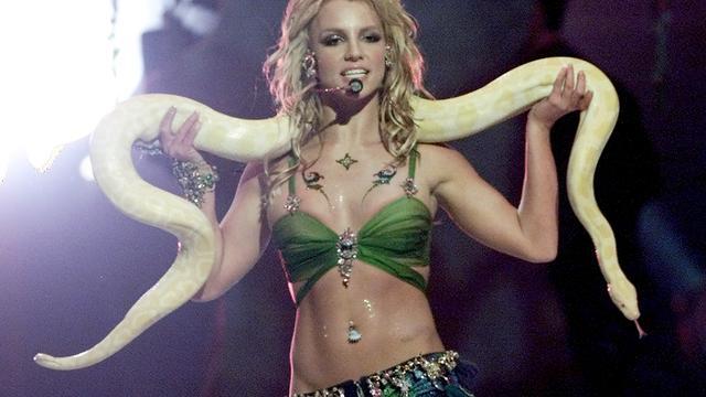 Kostuums Britney Spears te koop via eBay