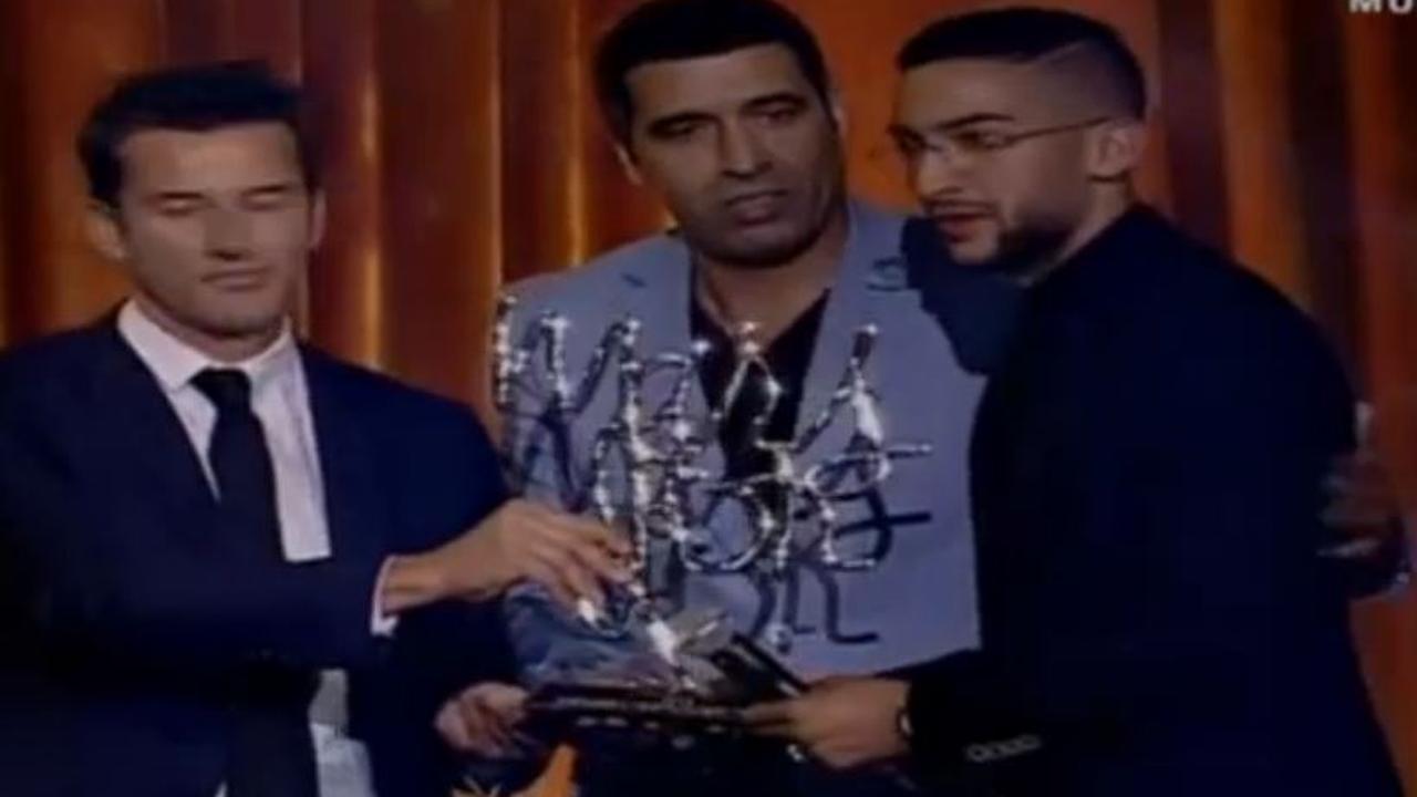 Ziyech uitgeroepen tot beste Marokkaanse voetballer