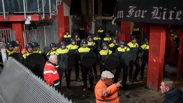 Laatste drie verdachten rellen FC Twente vrijgelaten