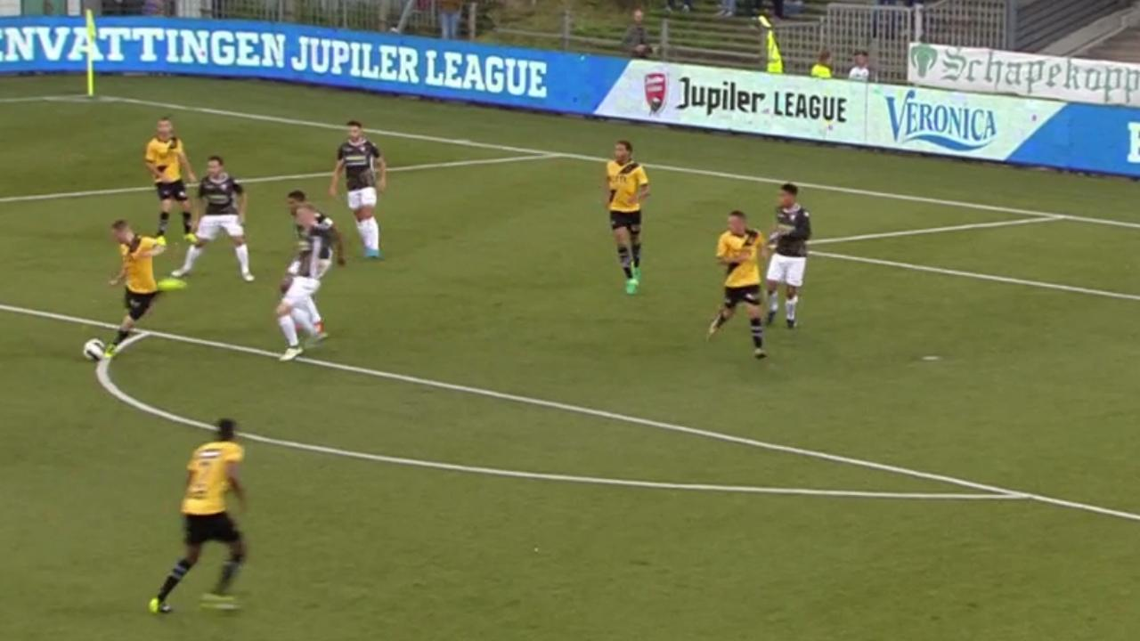 Samenvatting FC Dordrecht - NAC Breda
