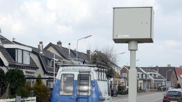 Geen flitspalen bij verkeersonveilige situaties in Halderberge