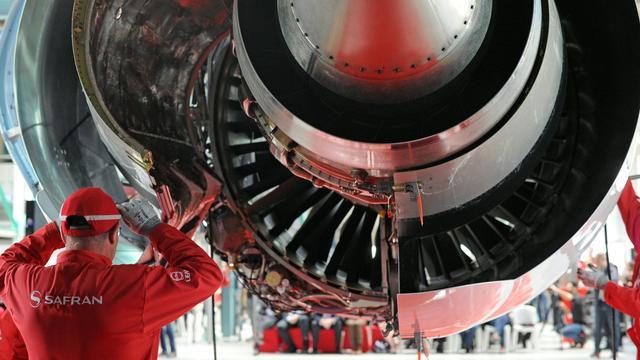 Air France-KLM zet reparatiebedrijf op met Safran