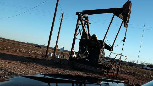 'Lage olieprijzen ondoenlijk voor Amerikaanse schalieboeren'