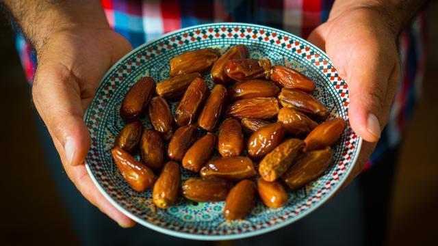 'Ramadan helpt niet om slank te worden'