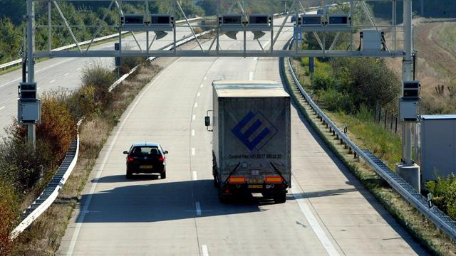 Europese Commissie wil tolheffing op kilometerbasis