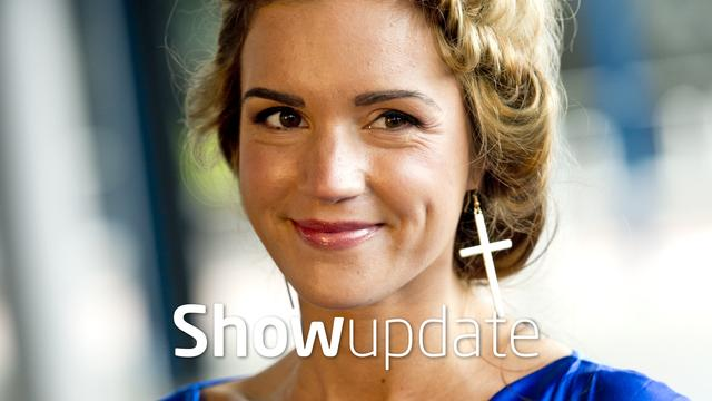 Show Update: Emotionele dag voor Marly van der Velden