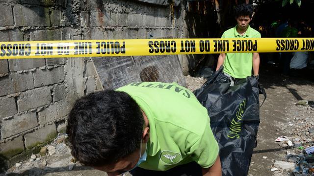Nederlander doodgeschoten op de Filipijnen