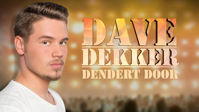 Eerste aflevering online soap Dave Dendert Door