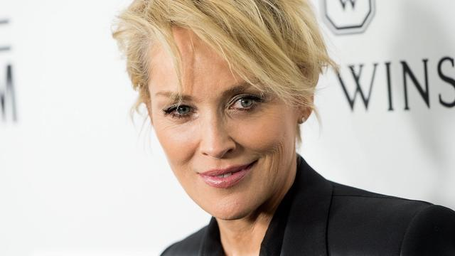 Sharon Stone zag 'wit licht' na hersenbloeding