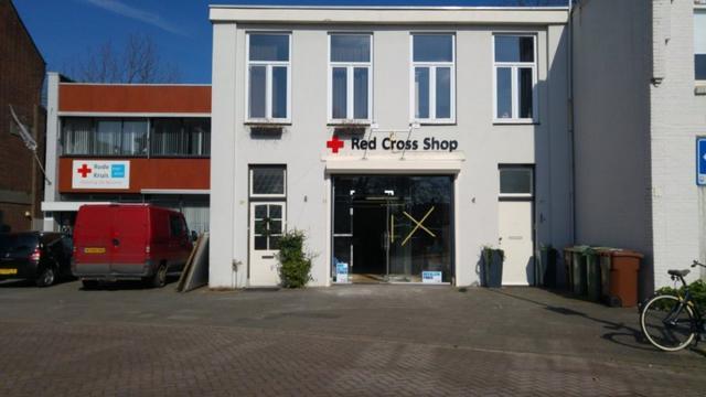 Breda krijgt eerste Red Cross shop van Nederland