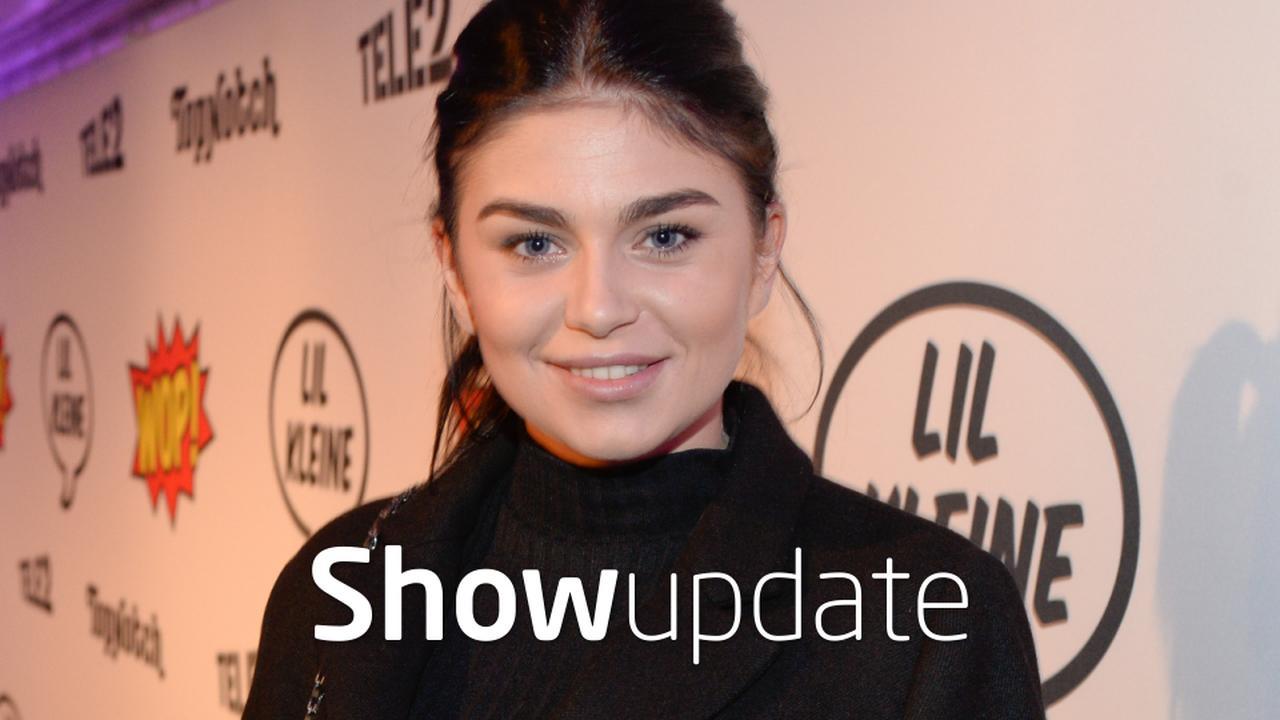 Show Update: Ex-vriend Roxeanne Hazes close met Rachel