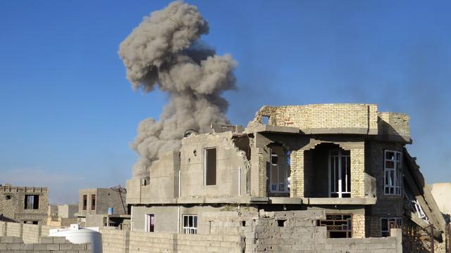 'Hoofd chemische wapens IS opgepakt bij Amerikaanse inval'