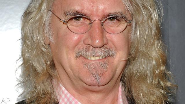 Billy Connolly krijgt Britse ereprijs