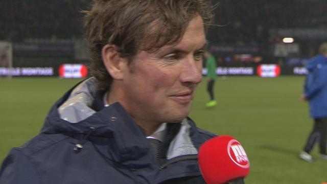 Pastoor: 'We hebben met stadiongeluid getraind op penalty's'