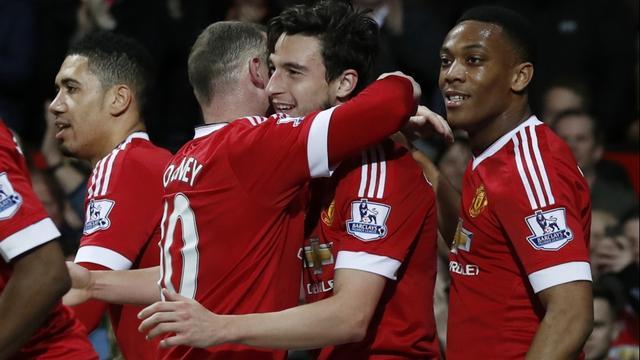 United te sterk voor Crystal Palace, Liverpool simpel langs Everton