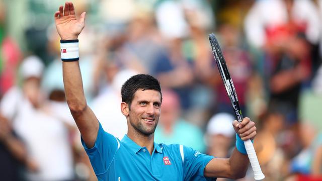 Djokovic verder in Miami, Ferrer en Cilic uitgeschakeld