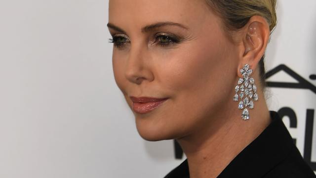 Charlize Theron ervaart geen leeftijdsdiscriminatie in Hollywood