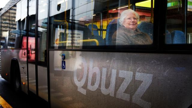 Ook in Utrecht bus bekogeld met stenen