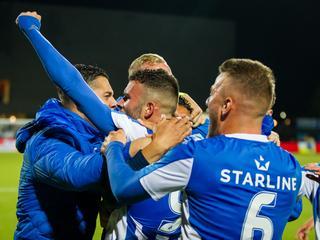 Nummer twee VVV-Venlo naar de play-offs