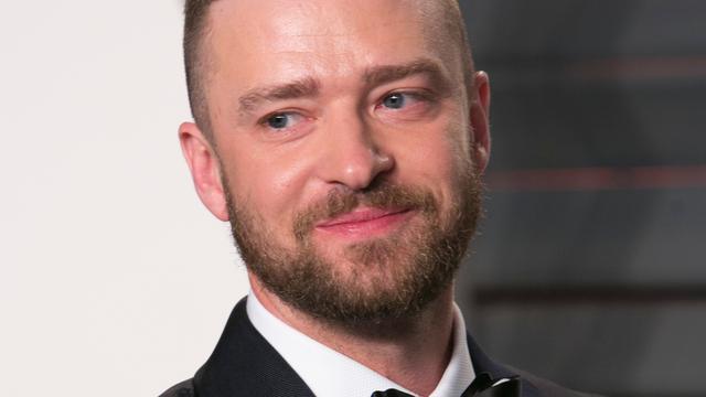 Justin Timberlake aan de slag met nieuwe plaat