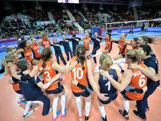 Nederland verslaat Italië met 3-0 in halve finale OKT