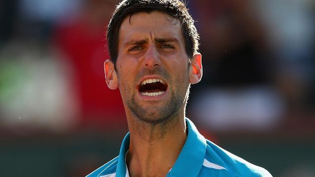 Djokovic treft Nadal in halve finale Indian Wells
