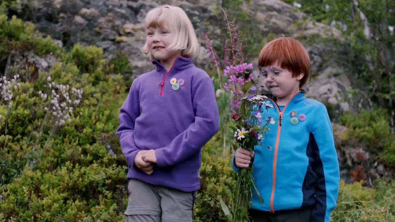 Bekijk de trailer van 'Casper en Emma gaan de bergen in'