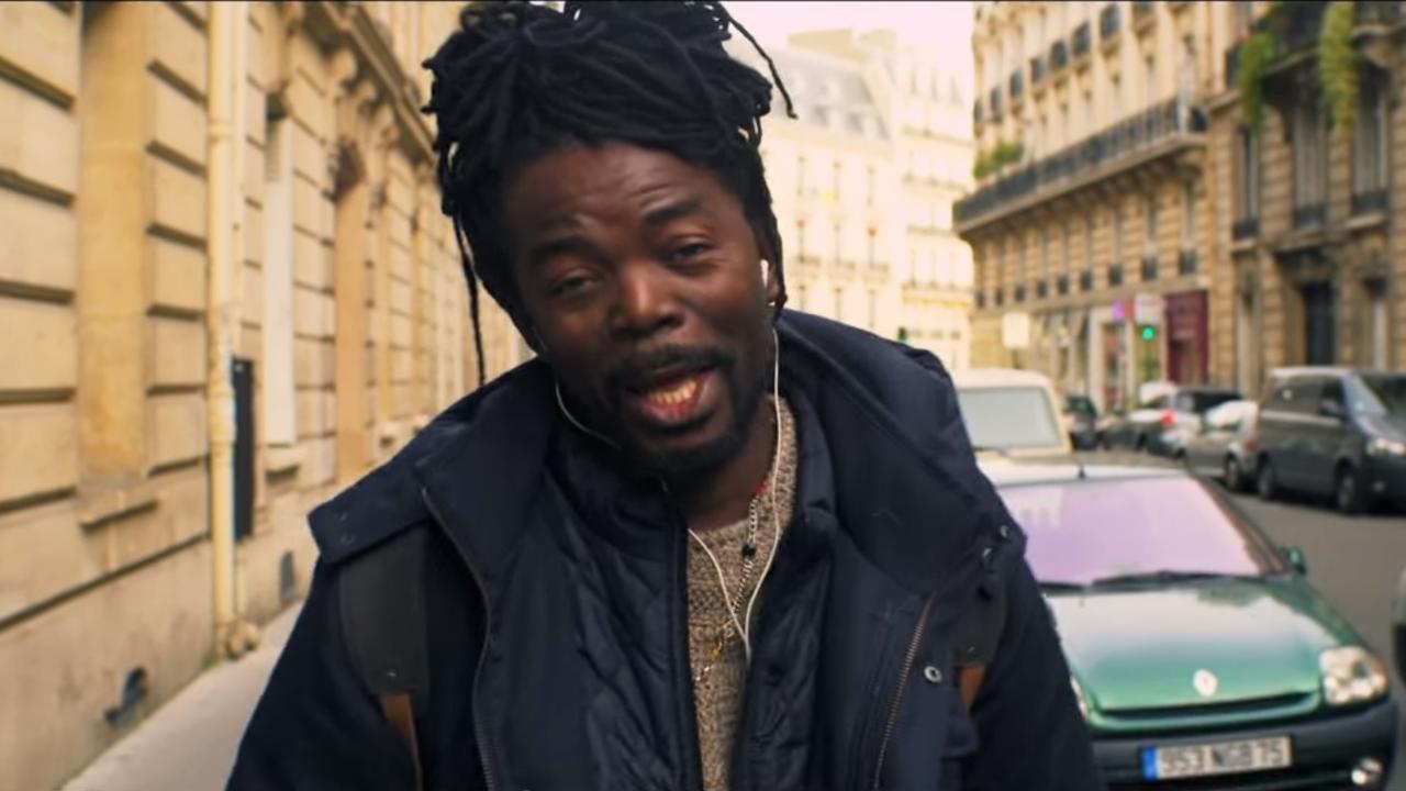 Videoclip: Kenny B - Parijs